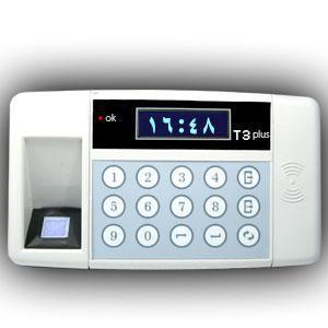 دستگاه حضور و غیاب اثرانگشتی پیشرفته با کارت خوان بدون تماس Aras T3 Fc Plus